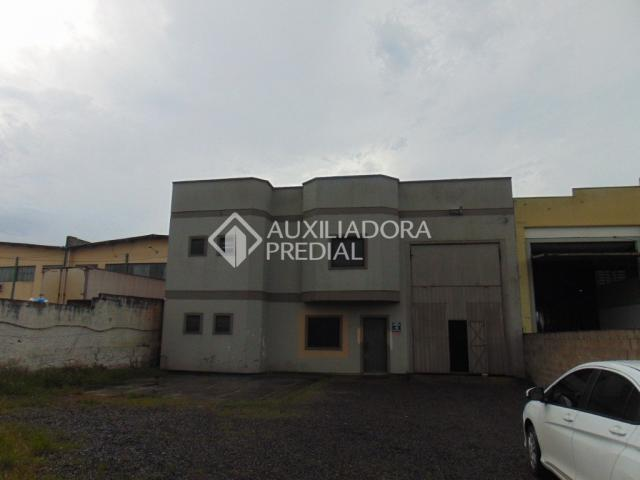 Galpão/depósito/armazém para alugar em Vila princesa izabel, Cachoeirinha cod:277292
