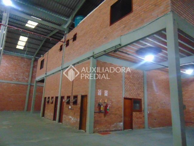 Galpão/depósito/armazém para alugar em Cruzeiro, Cachoeirinha cod:277304 - Foto 8