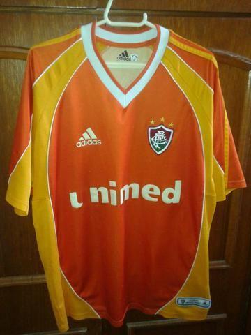 3800d0494a Camisa laranja do Fluminense - Roupas e calçados - Mutuá