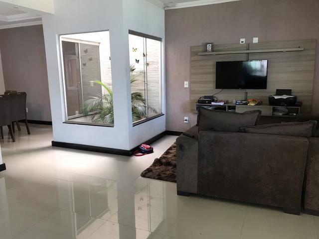 Linda casa de 3 qts, suíte em Condomínio Fechado de Sobradinho - Foto 4