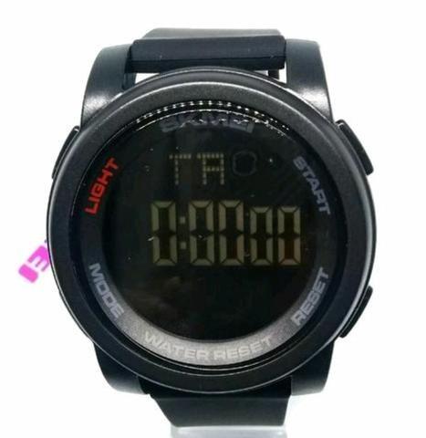 851edf866c Relógio Masculino Esportivo Analógico e Digital Skmei Modelo 1257 ...
