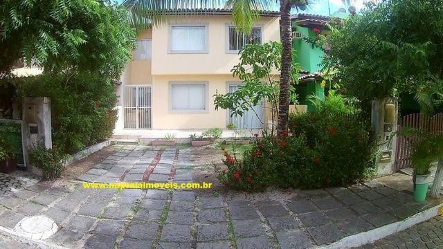 Casa duplex 4 quartos, condomínio em Stella Maris, Salvador