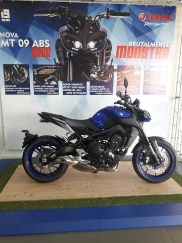 Yamaha Nova Mt-09 2021 0KM Oporunidade!!! - Foto 11