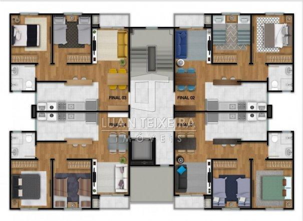 Acqua Dunas Club - Empreendimento - Apartamentos em Lançamentos no bairro Areal . - Foto 7