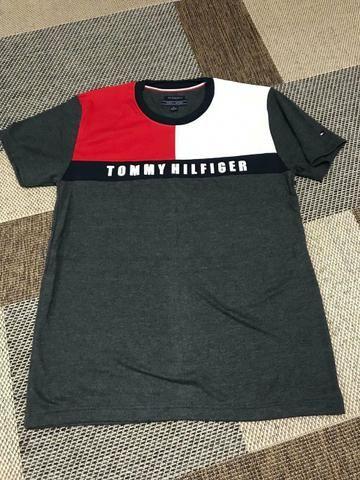 d1e6ec6cadeb Tommy Hilfiger camisetas coleção 2019 - Roupas e calçados ...