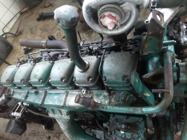 Motor volvo NL 10 - 340 ano 89 - Foto 6