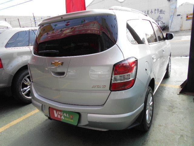 CHEVROLET SPIN 2016/2016 1.8 LT 8V FLEX 4P MANUAL - Foto 8