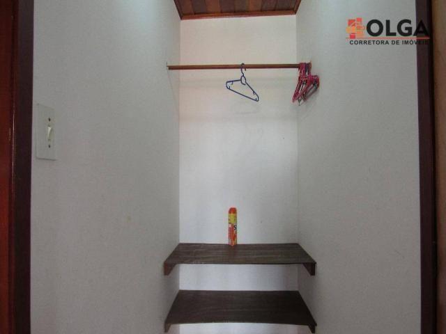 Casa de condomínio com 4 dormitórios, 140 m² - gravatá/pe - Foto 19