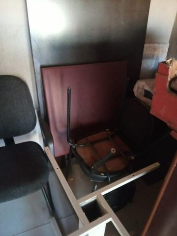 Vendo mesa e cadeira de escritório - Foto 5