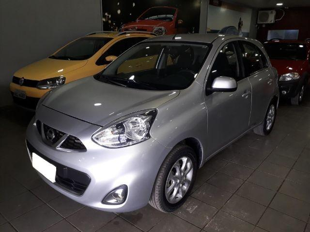 nissan march sv 1.0 2014/2015