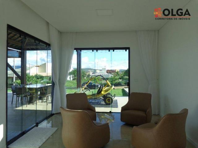 Casa em condomínio de alto padrão, à venda - Gravatá/PE - Foto 17