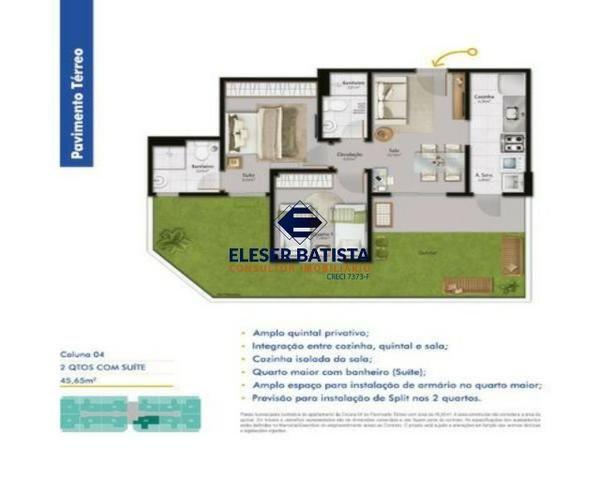 O.P.O.R.T.U.N.I.D.A.D.E.S >> Condomínio Vista do Horizonte - Foto 19