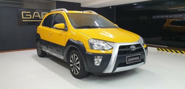Toyota Etios HB Cross 1.5 Flex 2014/14 - Foto 3