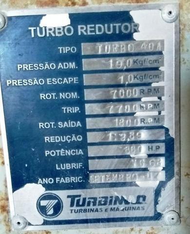 Turbina Turbimaq 40A - #3697 - Foto 4