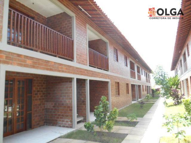 Apartamento com 2 dormitórios, 64 m² - gravatá/pe - Foto 3