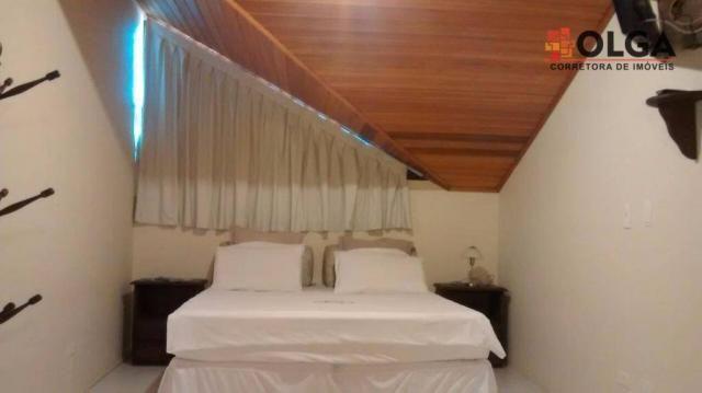 Flat residencial mobiliado à venda, Gravatá - PE - Foto 11