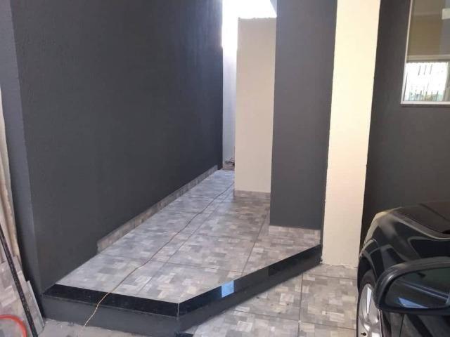 Casa Nova de meio lote Minha Casa Minha Vida (Todas as portas e janelas de blindes) - Foto 3