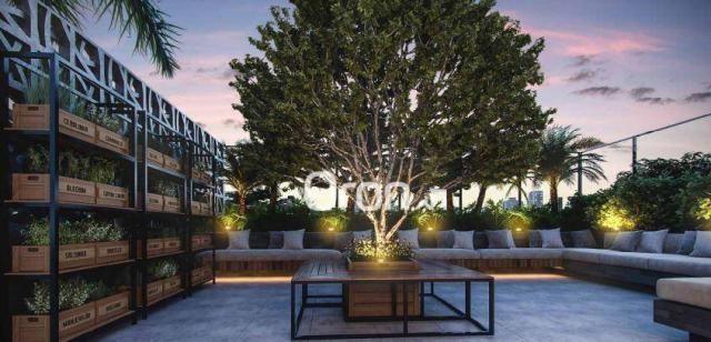 Apartamento com 2 dormitórios à venda, 71 m² por R$ 396.000,00 - Setor Marista - Goiânia/G - Foto 15