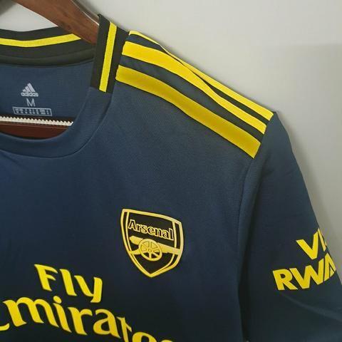 Camisa de time do Arsenal - Foto 3