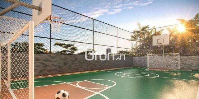 Apartamento com 2 dormitórios à venda, 71 m² por R$ 396.000,00 - Setor Marista - Goiânia/G - Foto 17