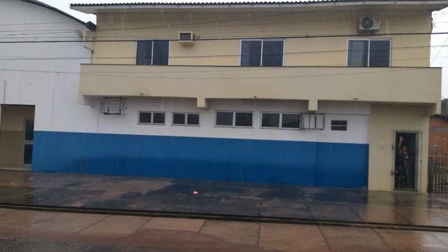 Galpão + salas + estacionamento - Foto 2