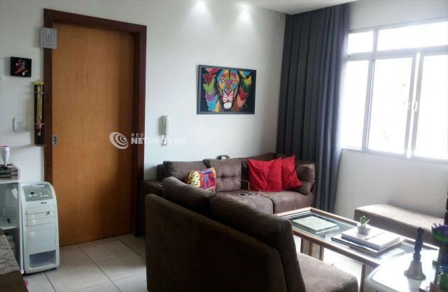 Apartamento à venda com 3 dormitórios em Buritis, Belo horizonte cod:528223 - Foto 5