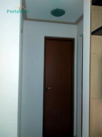 Apartamento à venda com 2 dormitórios em Morada de laranjeiras, Serra cod:4278 - Foto 2