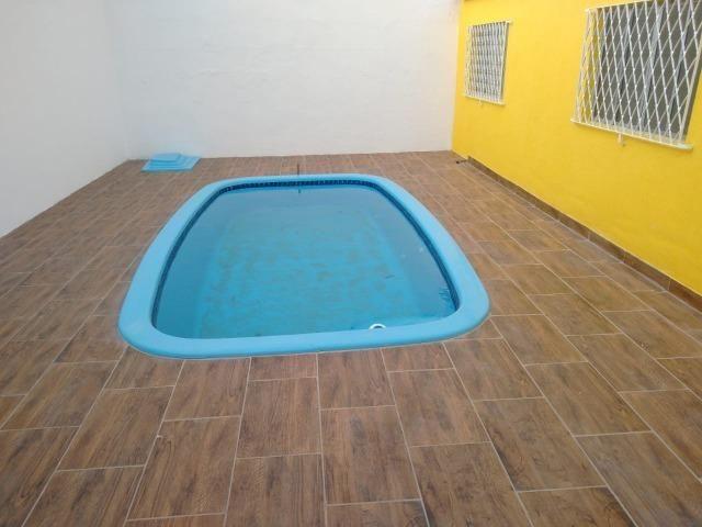 Jardim Atlântico Belissíma Casa com Piscina, R$ 380 Mil Facilito - Foto 2