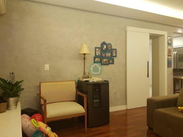 Lindo apartamento planejado de 3 quartos no jd dos estados - Foto 3