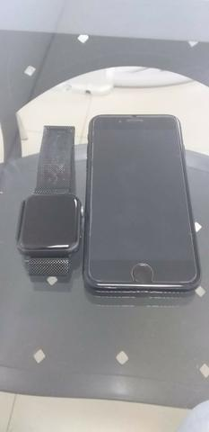 Iphone 7 32g + apple watch 4 - Foto 2