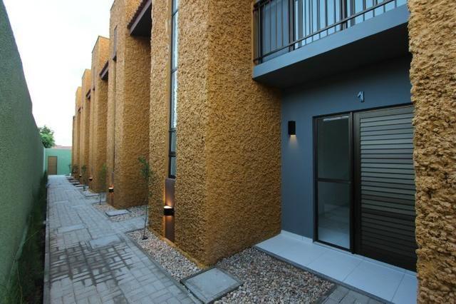 Dupléx Novo em Condomínio, Passaré, 70m2, 2 Suítes, Varanda, Quintal e 1 Vaga - Foto 3