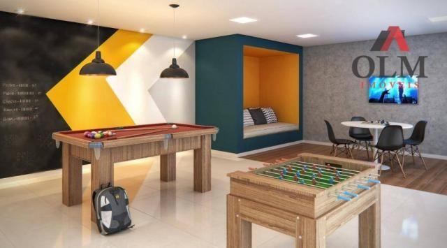 Apartamento com 2 dormitórios à venda, 48 m² por R$ 179.370 - Passaré - Fortaleza/CE - Foto 4