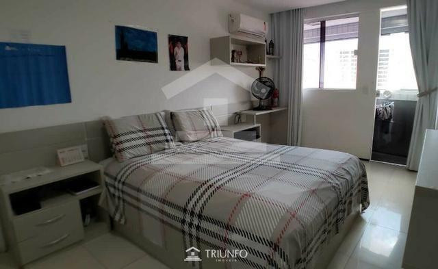(JR) Apartamento a venda 126m² - 3 Suítes + dce + 2 Vagas + Moveis Fixos - No Guararapes! - Foto 4