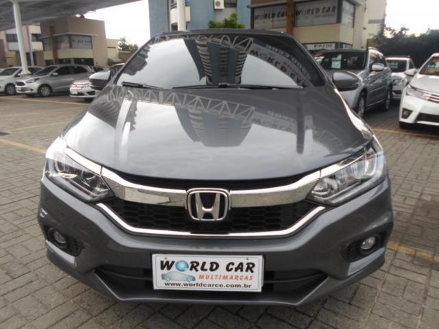 HONDA CITY 2018/2019 1.5 EXL 16V FLEX 4P AUTOMÁTICO
