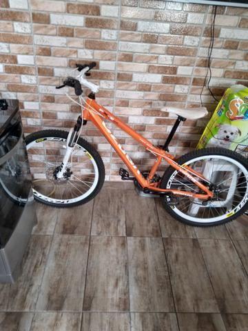 Bicicleta aro 26 - Foto 3