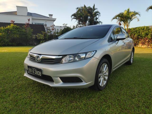 Honda civic lxs 1.8 completo - Foto 3