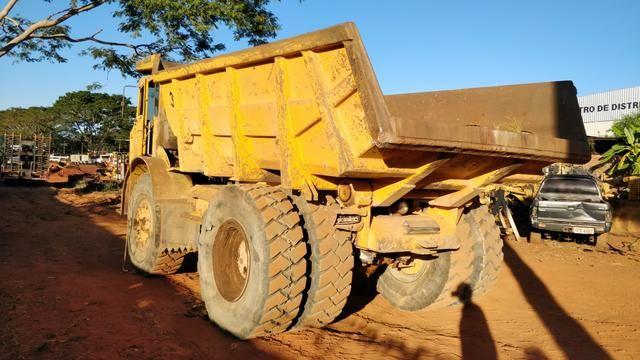 Caminhão fora de estrada randon rk425 mineraçao pedreira - Foto 2