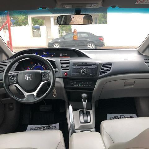 Civic Lxr 2015 automático - Foto 5