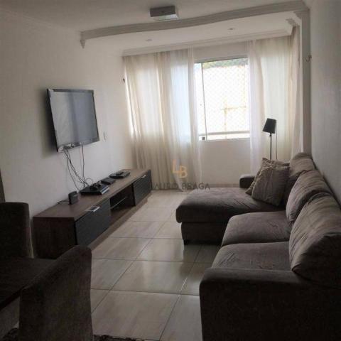 Apartamento no Jardim Vaticano,com 3 dormitórios à venda, 79 m² por R$ 170.000 - Jatiúca - - Foto 14
