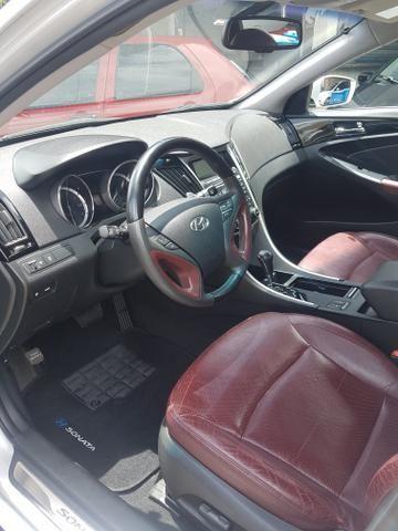 Hyundai sonata 10/11, impecável!!! - Foto 4