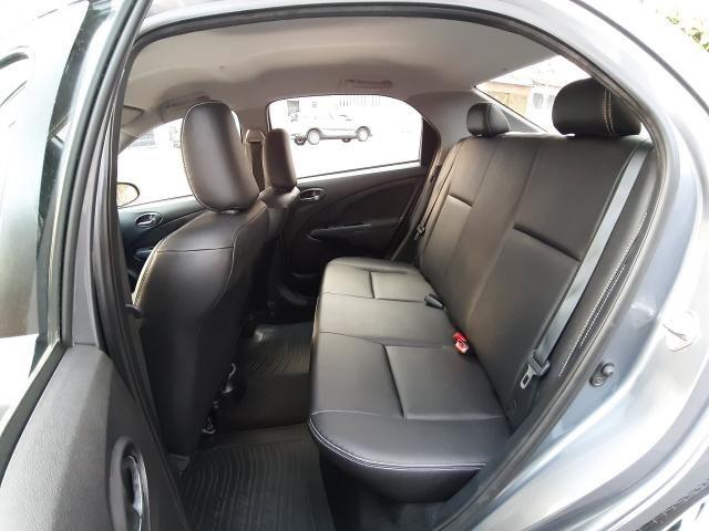 Toyota etios 2015/2016 1.5 xls sedan 16v flex 4p manual - Foto 11