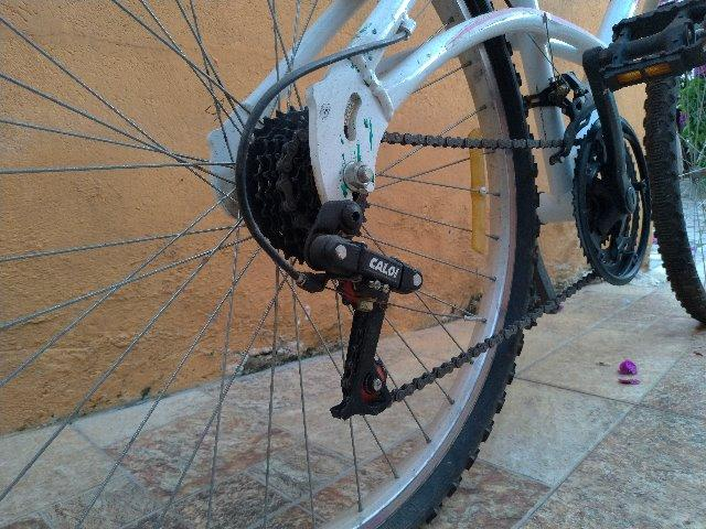 Bicicleta (aceito cartão de crédito parcelado) - Foto 2