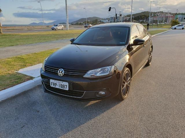 BAIXEI PREÇO VW Jetta TSI Highline + Pacote Premium - Foto 8