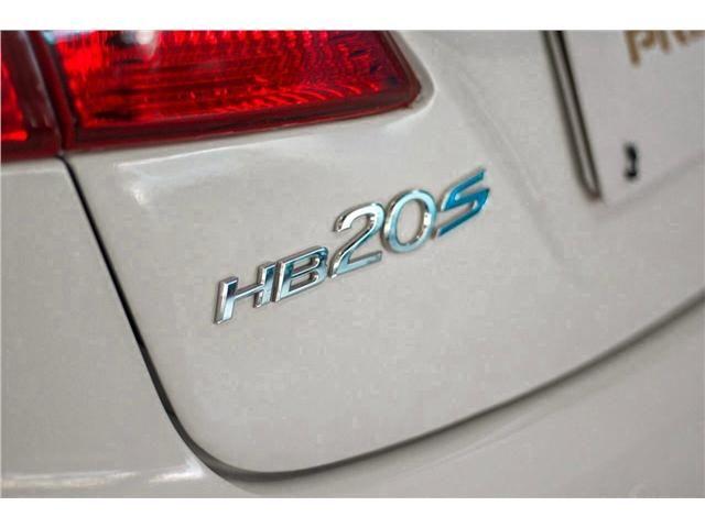 Hyundai Hb20s 1.0 comfort style 12v flex 4p manual - Foto 7