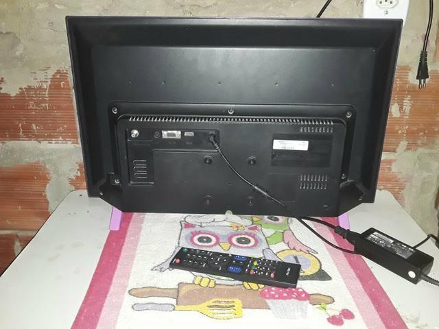 Tv ph24E30DR Led philco 24 polegadas - Foto 4