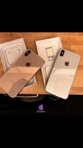 IPhone XS Max 256gb Dourado, Prata e Preto Aparelho de vitrine Black Friday - Foto 3