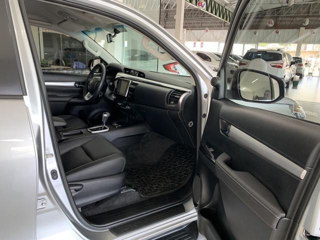Toyota Hilux SRV CD 2.8 4x4 Automática Diesel 2018 - Foto 4