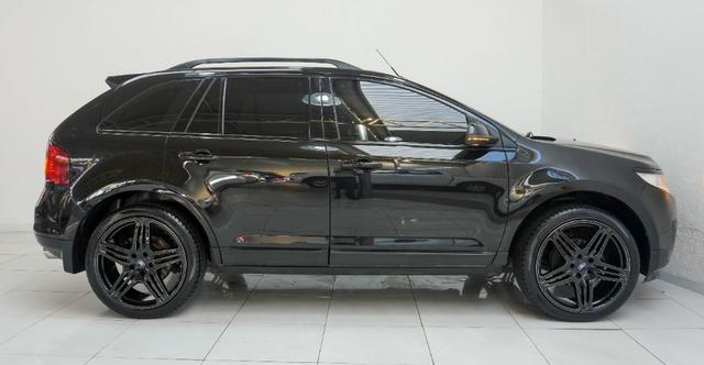 Ford Edge 3.5 V6 Limited Automático 2013 rodas aro 22? - Foto 4