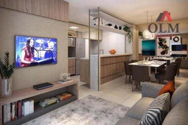 Apartamento com 2 dormitórios à venda, 48 m² por R$ 179.370 - Passaré - Fortaleza/CE - Foto 7