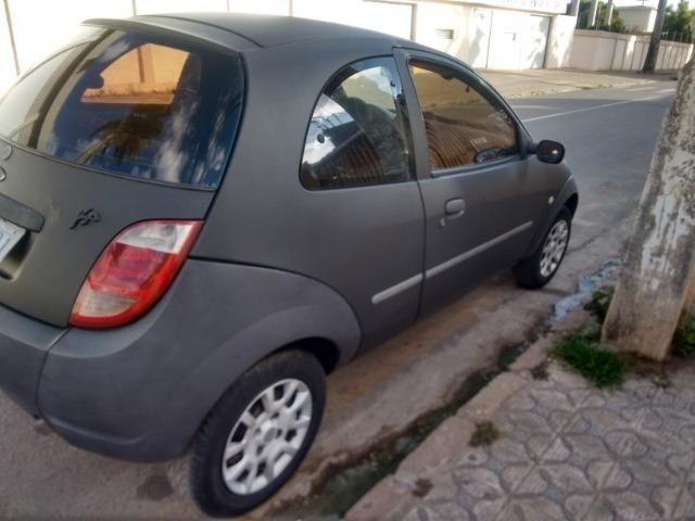 Ford ka zetec rocam básico vendo ou troco - Foto 10
